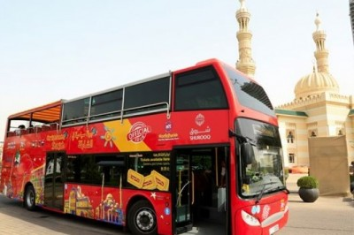 Ajman and Sharjah Hop-on, Hop-off tour