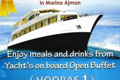 Marsa Ajman Cruise - Floating Restaurant