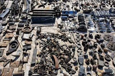 Over 158,000 fake Toyota, Honda car parts seized in UAE