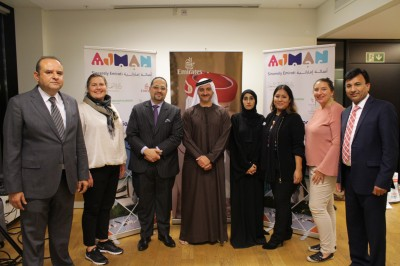 Ajman Department of Tourism Development launches Roadshow in Scandinavia to increase commitment
